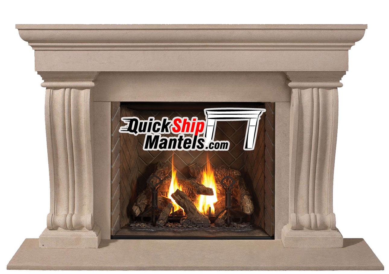 grandstock pre cast fireplace mantels series 1147 536 stone